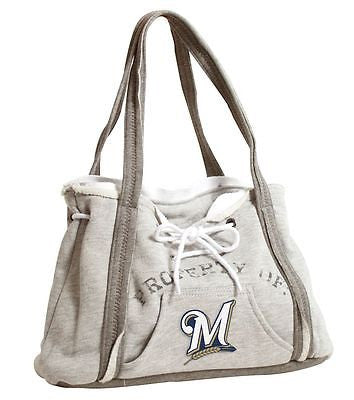 Milwaukee Brewers Hoodie Purse