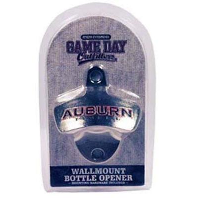 Auburn Tigers Wall Mount Bottle Opener