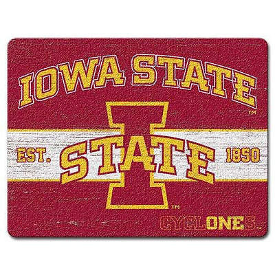 Iowa State Cyclones Cutting Board