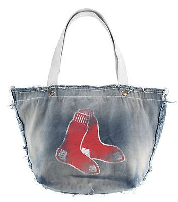 Boston Red Sox Hand Distressed Vintage Tote