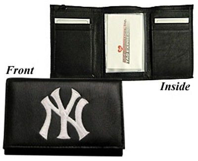 New York Yankees Men's Tri Fold Wallet