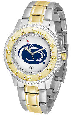 Penn State Competitor Two Tone Stainless Steel Men's Watch
