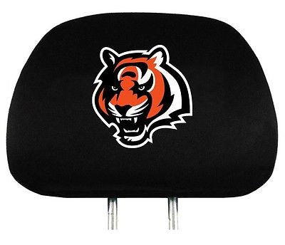 Cincinnati Bengals Headrest Covers  OUT OF STOCK