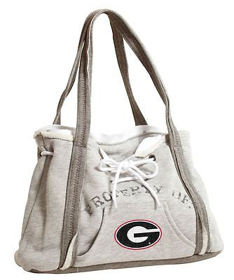 Georgia Bulldogs Hoodie Purse (OUT OF STOCK)