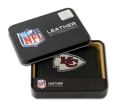 Kansas City Chiefs Men's Tri Fold Wallet
