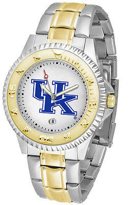 Kentucky Wildcats Competitor Two Tone Stainless Steel Men's Watch