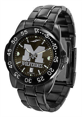 Michigan Wolverines Men's Fantom Sport Watch