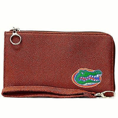 Florida Gators Embroidered Wristlet Wallet