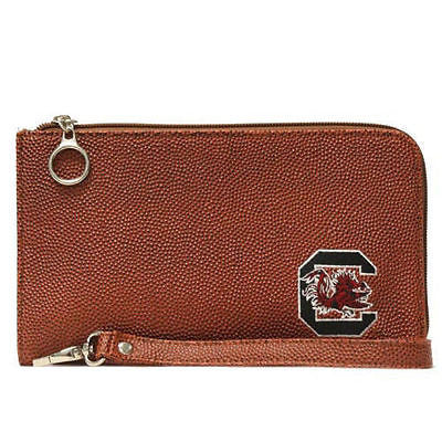 South Carolina Gamecocks Women's Embroidered Wristlet Wallet