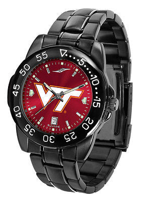 Virginia Tech Men's Fantom Sport AnoChrome Watch