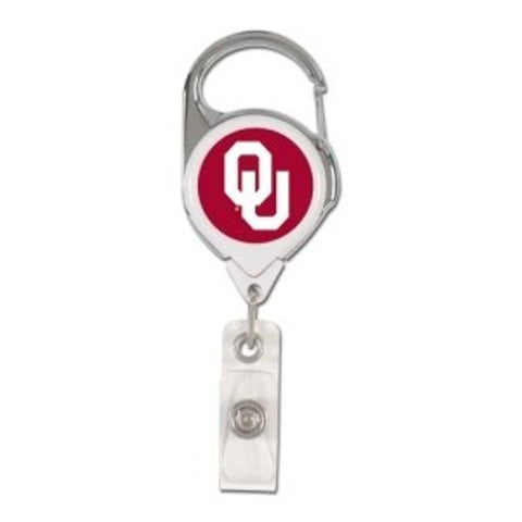 Oklahoma Sooners ID Badge Holder