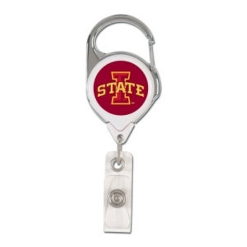 Iowa State Cyclones ID Badge