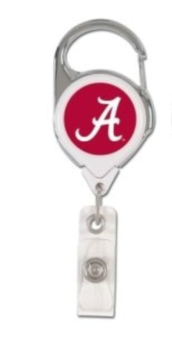 Alabama Crimson Tide ID Badge