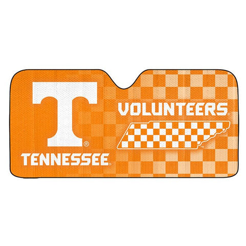 Tennessee Vols Auto Window Sun Shade