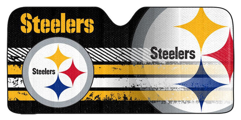 Pittsburgh Steelers Auto Window Sun Shade