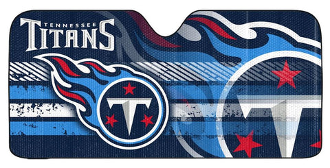 Tennessee Titans Auto Window Sun Shade