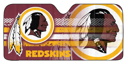 Washington Redskins Auto Window Sun Shade