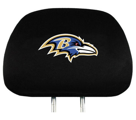 Baltimore Ravens Headrest Covers
