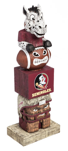 Florida State Seminoles Tiki Totem Pole (OUT OF STOCK)