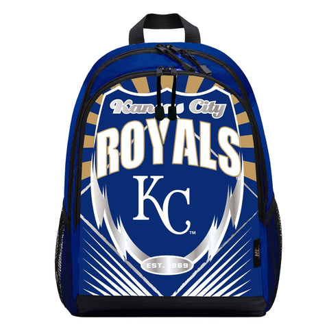 Kansas City Royals Lightning Graphics Backpack