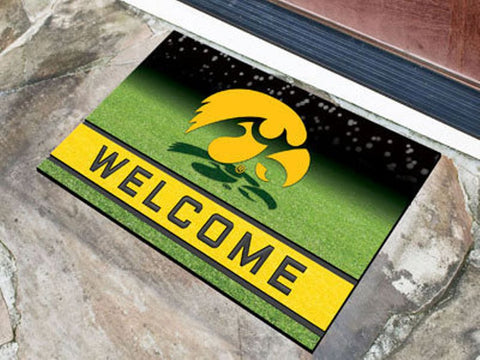 Iowa Hawkeyes Double Sided House Banner Flag