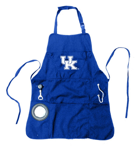 Kentucky Wildcats 5 Pocket Grilling Apron