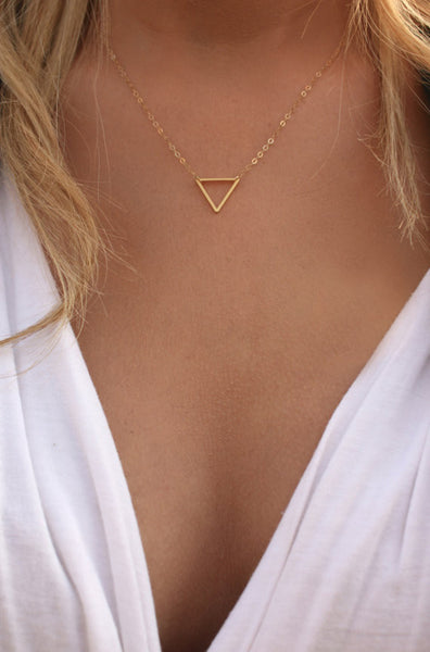 Tri-me Necklace