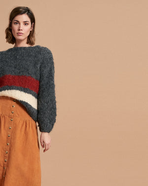 Simone Jumper - Urban Stripes