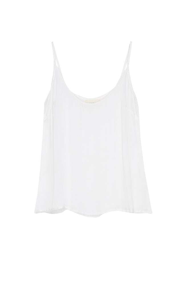 Load image into Gallery viewer, Cami Top - White
