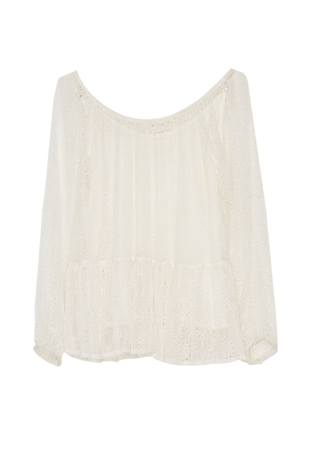 Mila Top - Venise Pearl