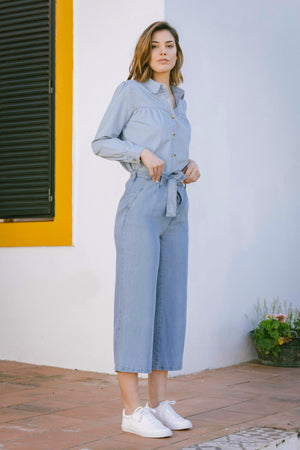 Darcey Pant - Denim