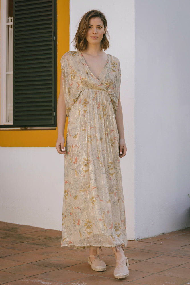 Francine Dress - Ivoire Antique