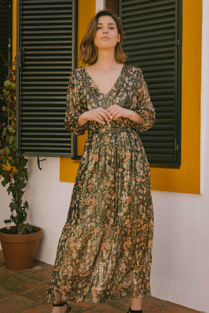 Nekane Dress - La Maison