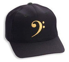 Ball Caps - Bass Clef Ball Cap