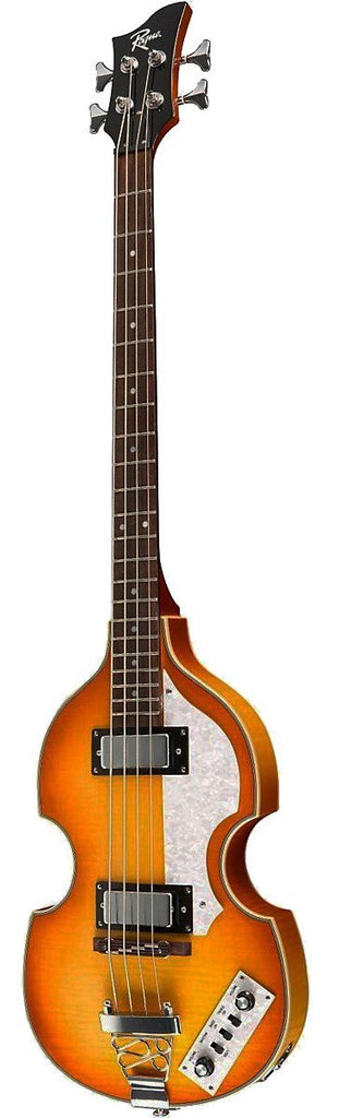 Bass Guitar - Violin Shaped Bass Guitar