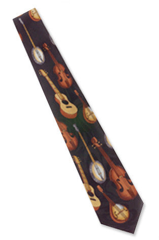 Neckties - Bluegrass, Old-time & Folk Music Necktie