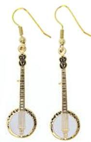 Earrings - Banjo Earrings