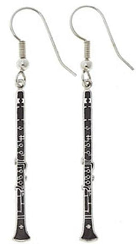 Earrings - Clarinet Earrings