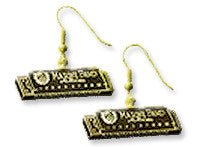 Harmonica Earrings