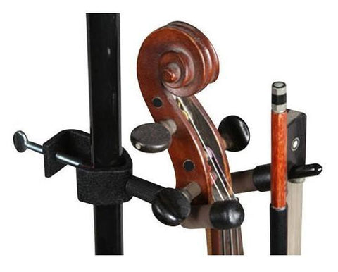 Musical Instrument Hangers - Violin - Fiddle Holder For Music Stand