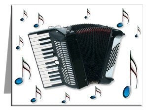 Note Cards - Accordion Note Cards