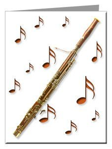 Note Cards - Bassoon Note Cards