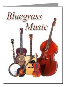 Note Cards - Bluegrass Music Note Cards