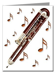 Note Cards - Contrabassoon Note Cards