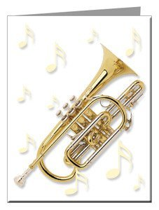 Note Cards - Cornet Note Cards