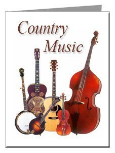 Note Cards - Country Music Note Cards