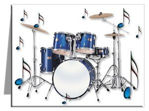 Note Cards - Drum Note Cards