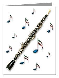Note Cards - English Horn Note Cards