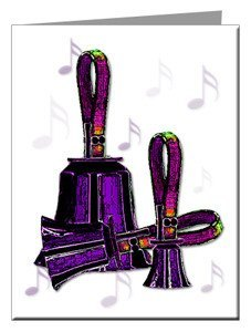 Note Cards - Handbell Note Cards