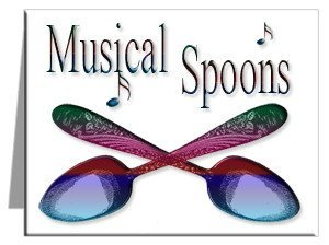 Note Cards - Musical Spoons Note Cards
